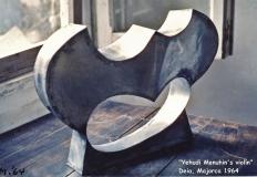 1965, black concrete