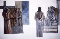St Louis Bertrand: Fresco Murals (1962)
