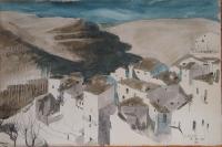 1952 - 1956:  Watercolours