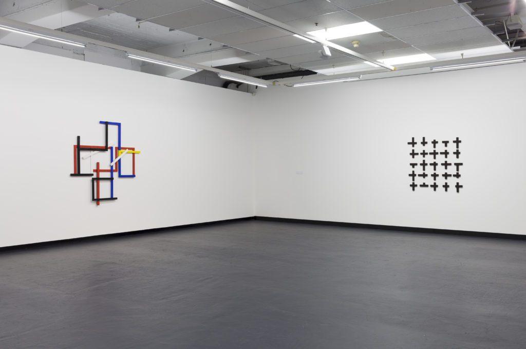 Alberto Garcia-Alvarez, Crossings, City Gallery Wellington, 2015